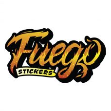 Fuego Stickers